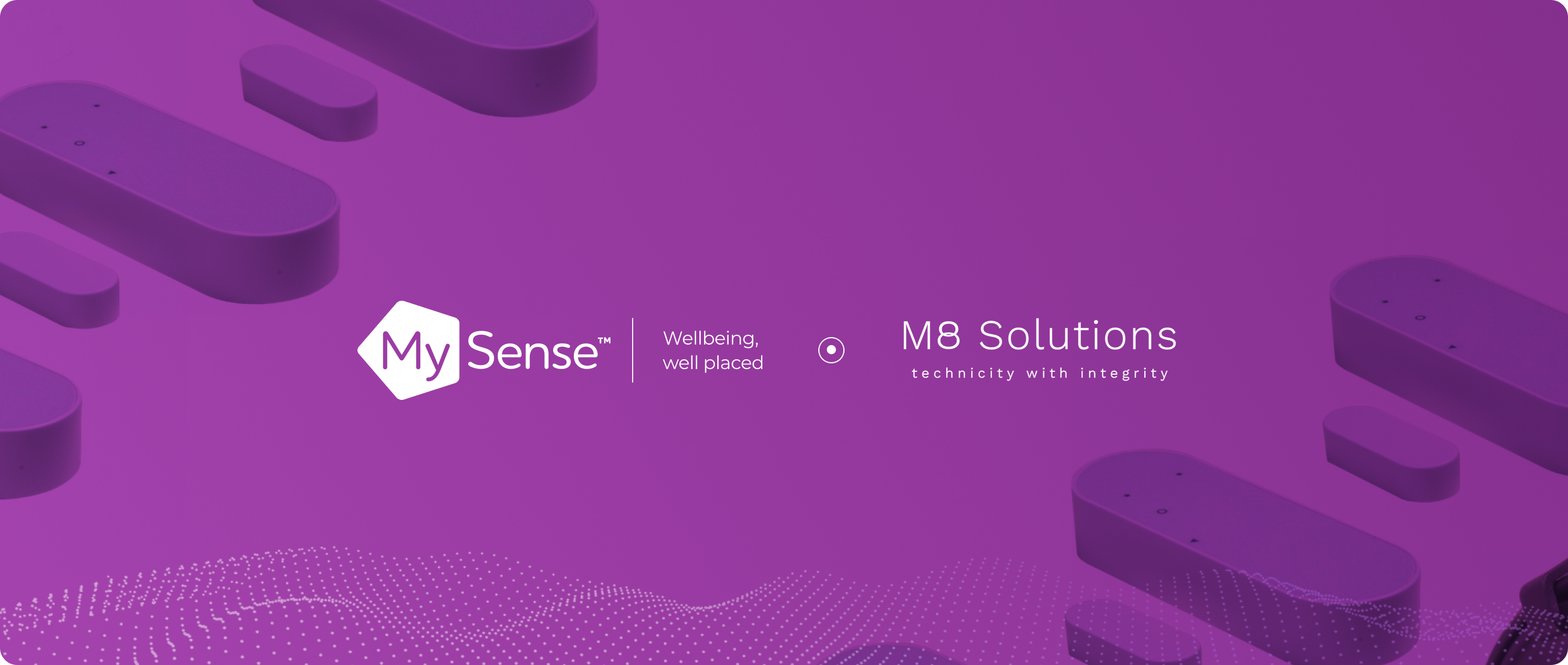 MySense M8 Solutions Logos