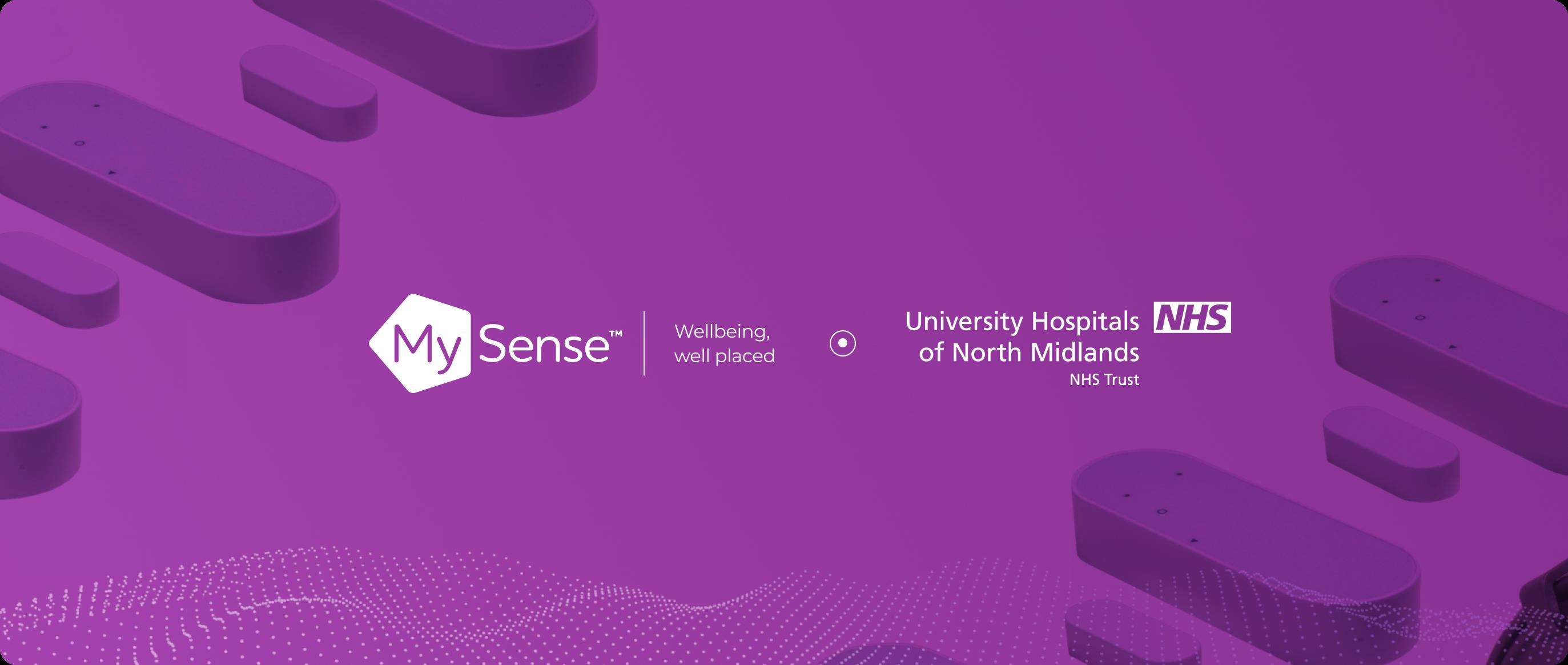 MySense and UHNM logos